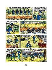 Les Tuniques Bleues Vol. 35: CAPTAIN NEPEL