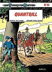 Les Tuniques Bleues Vol. 36: QUANTRILL
