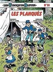 Les Tuniques Bleues Vol. 38: LES PLANQUES