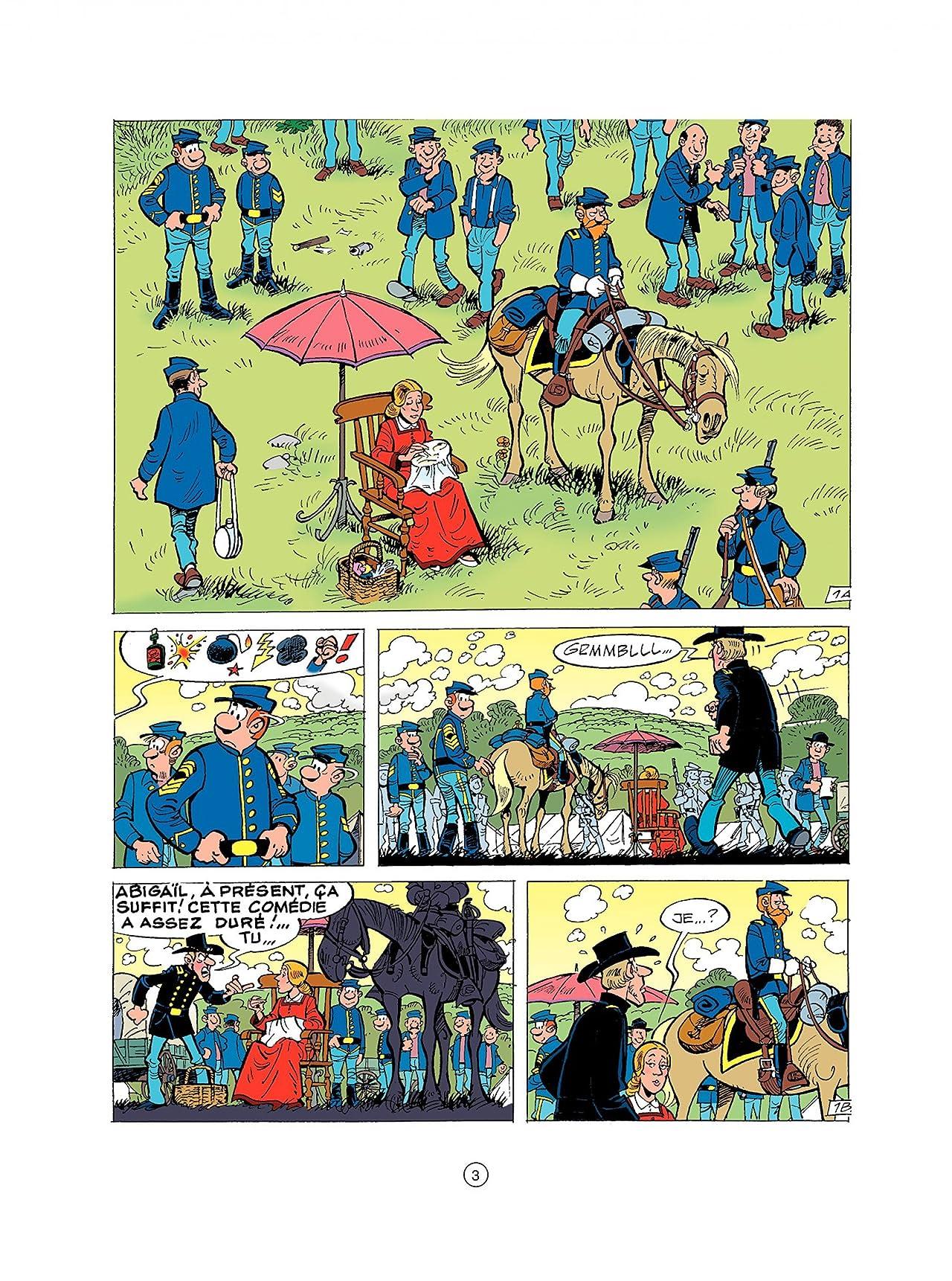 Les Tuniques Bleues Vol. 43: DES BLEUS ET DU BLUES