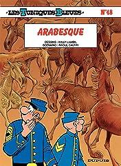 Les Tuniques Bleues Vol. 48: Arabesque
