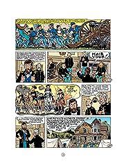 Les Tuniques Bleues Vol. 50: La traque