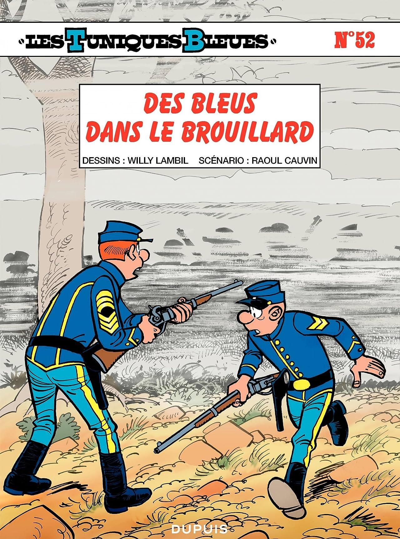 Les Tuniques Bleues Vol. 52: Des bleus dans le brouillard