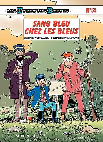 Les Tuniques Bleues Vol. 53: Sang bleu chez les bleus