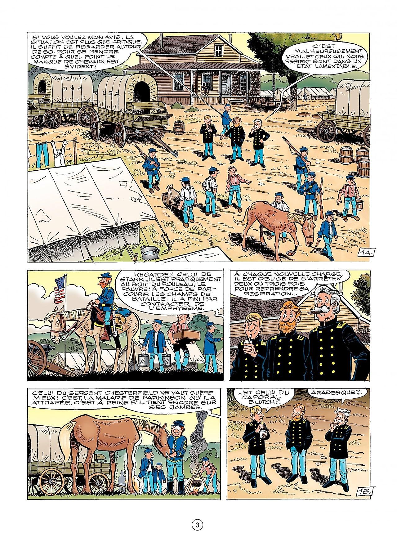Les Tuniques Bleues Vol. 55: Indien, mon frère