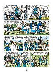 Les Tuniques Bleues Vol. 58: Les Bleus se mettent au vert