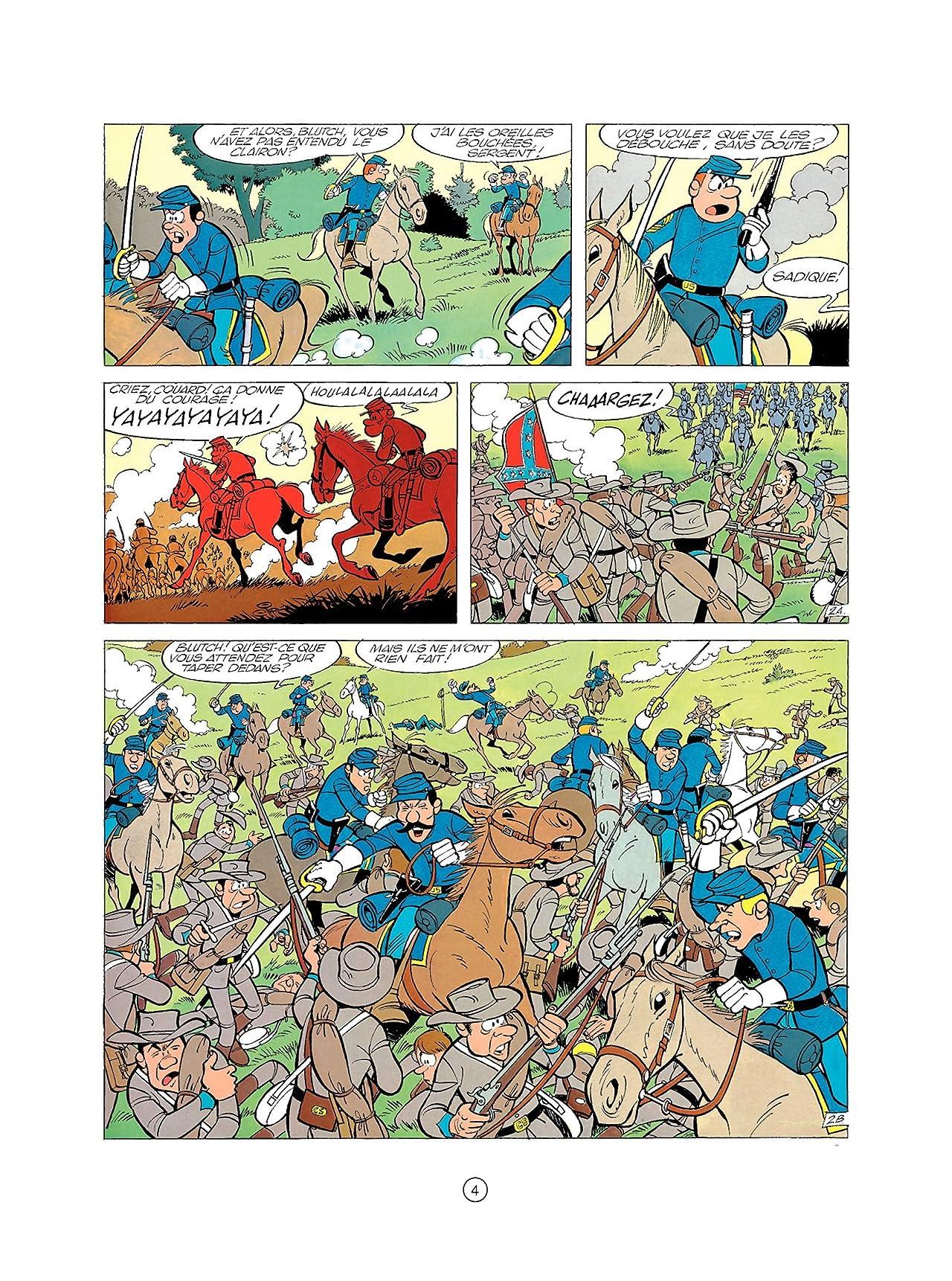 Les Tuniques Bleues Vol. 6: LA PRISON DE ROBERTSONVILLE