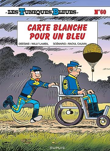 Les Tuniques Bleues Vol. 60: Carte blanche pour un bleu