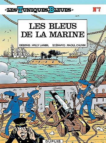 Les Tuniques Bleues Vol. 7: LES BLEUS DE LA MARINE