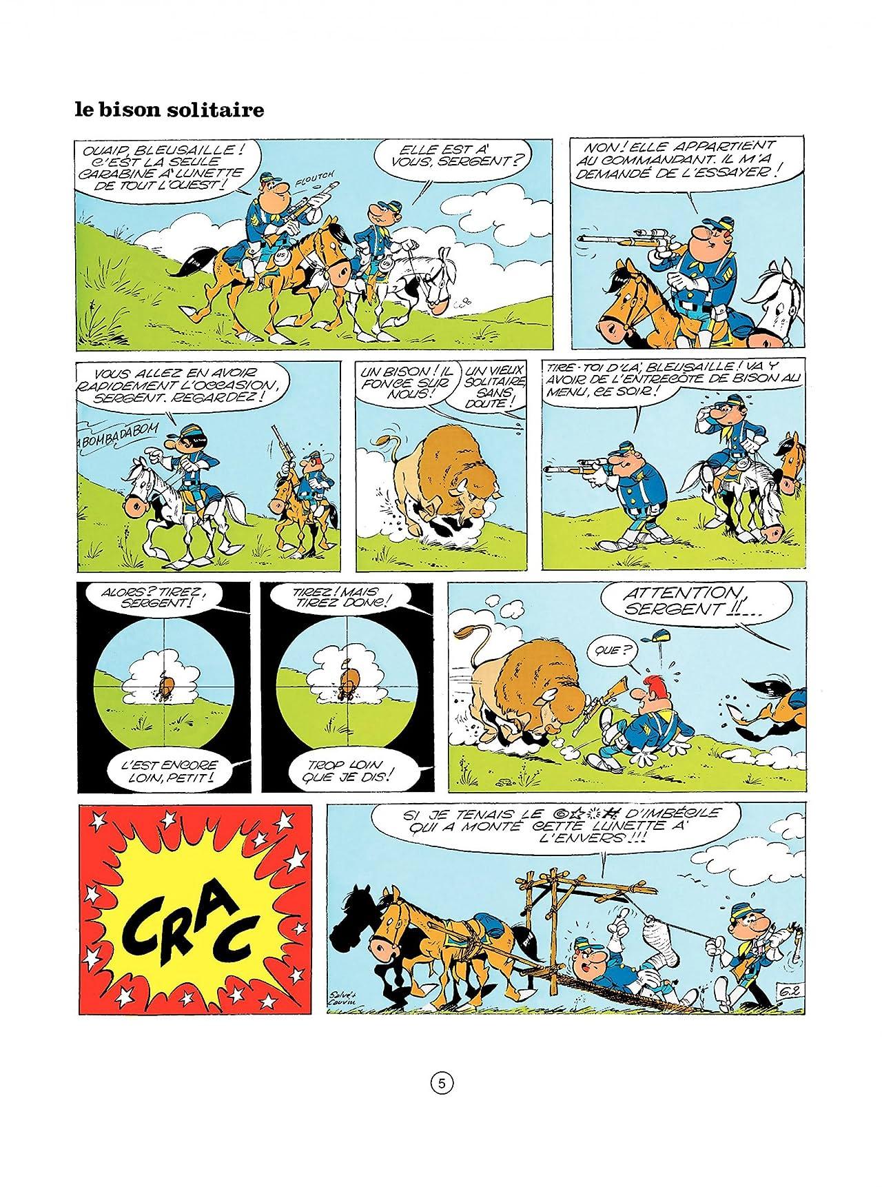 Les Tuniques Bleues Vol. 9: LA GRANDE PATROUILLE