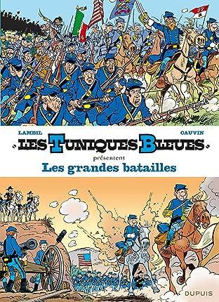 Les Tuniques Bleues présentent Vol. 1: Les grandes batailles