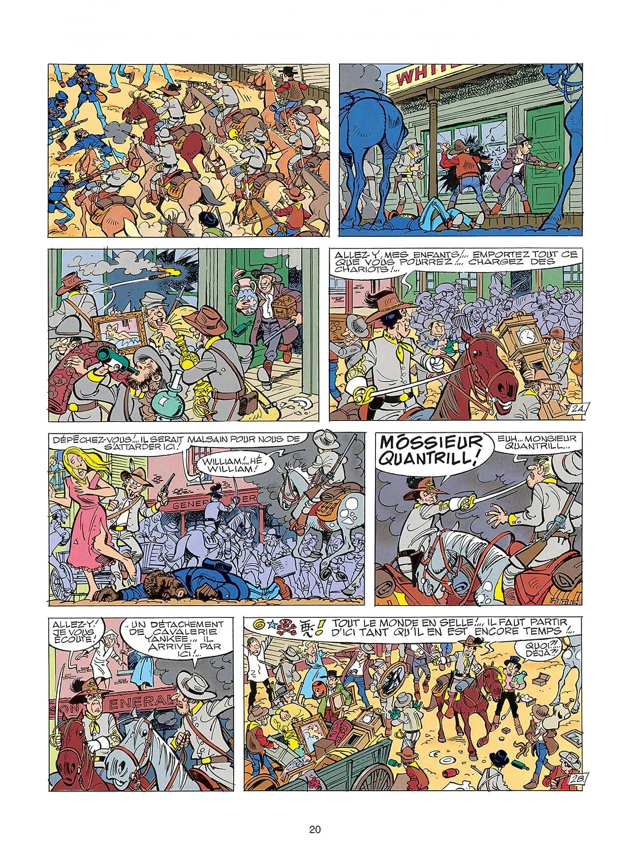 Les Tuniques Bleues présentent Vol. 3: Des personnages réels 1/2