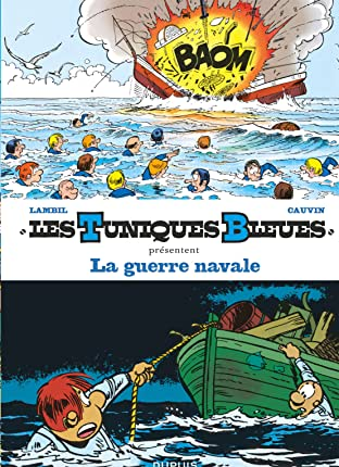 Les Tuniques Bleues présentent Vol. 7: La guerre navale
