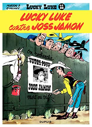 Lucky Luke Vol. 11: LUCKY LUKE CONTRE JOSS JAMON