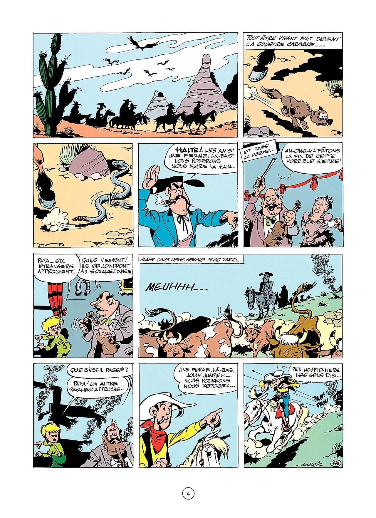 Lucky Luke Vol. 11: LUCKY LUKE CONTRE JOSS JAMON
