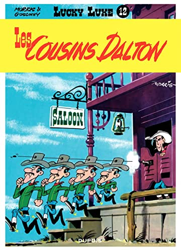 Lucky Luke Vol. 12: LES COUSINS DALTON
