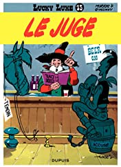 Lucky Luke Vol. 13: LE JUGE