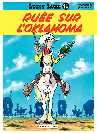 Lucky Luke Tome 14: RUEE SUR L'OKLAHOMA