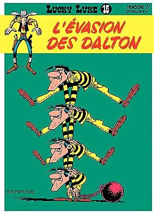 Lucky Luke Tome 15: L'EVASION DES DALTON