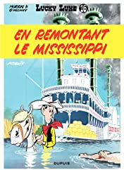 Lucky Luke Vol. 16: EN REMONTANT LE MISSISSIPPI