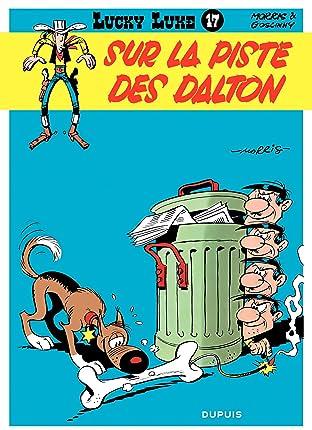 Lucky Luke Tome 17: SUR LA PISTE DES DALTON