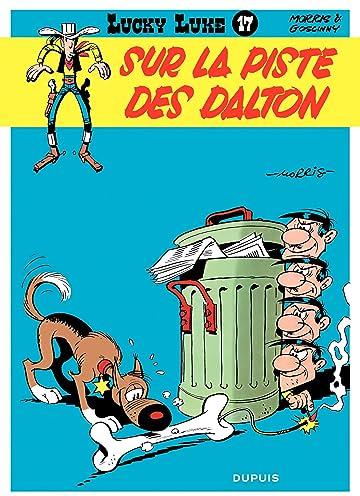 Lucky Luke Vol. 17: SUR LA PISTE DES DALTON