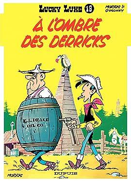 Lucky Luke Vol. 18: A L'OMBRE DES DERRICKS