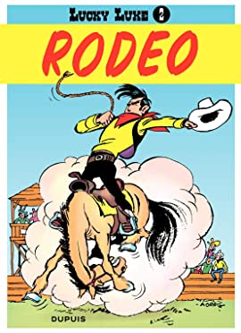 Lucky Luke Tome 2: RODEO