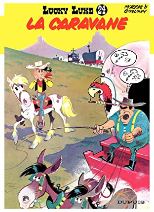 Lucky Luke Vol. 24: LA CARAVANE