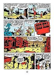 Lucky Luke Vol. 25: LA VILLE FANTOME