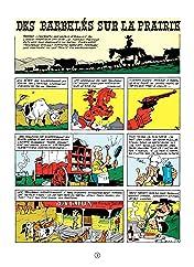 Lucky Luke Vol. 29: DES BARBELES SUR LA PRAIRIE