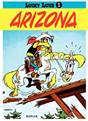Lucky Luke Tome 3: ARIZONA