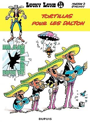 Lucky Luke Tome 31: Tortillas pour les Dalton