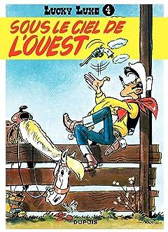 Lucky Luke Vol. 4: Sous le ciel de l'Ouest