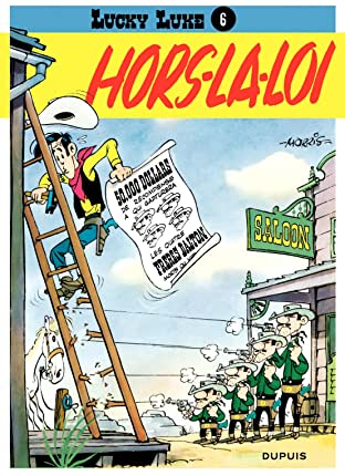 Lucky Luke Tome 6: HORS-LA-LOI