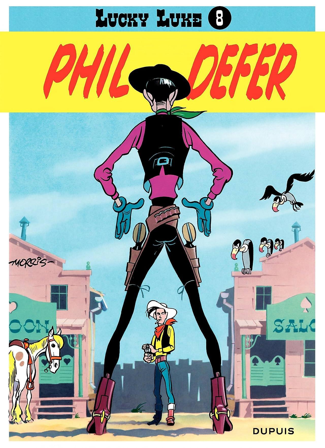 Lucky Luke Vol. 8: PHIL DEFER