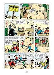 Lucky Luke Tome 9: DES RAILS SUR LA PRAIRIE