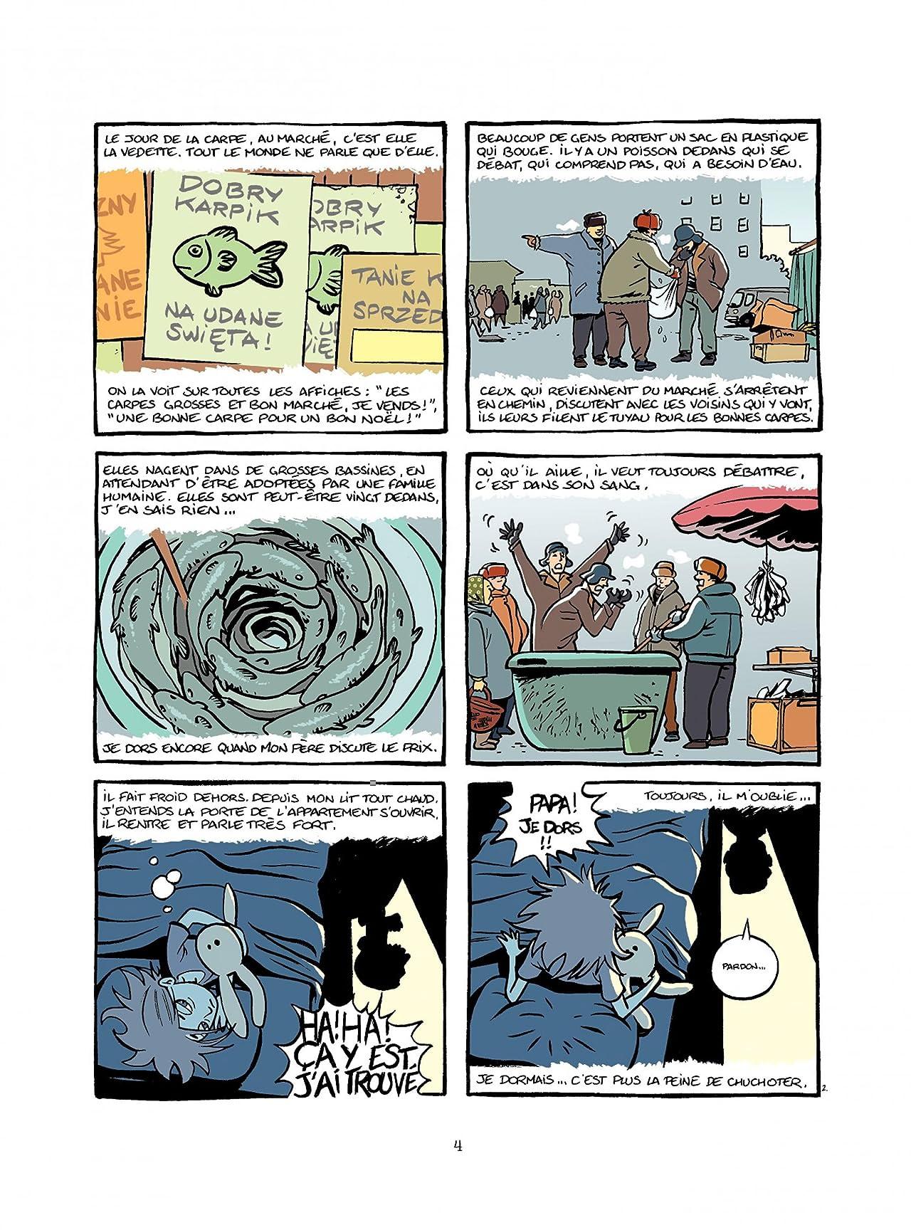 Marzi Vol. 1: Petite carpe