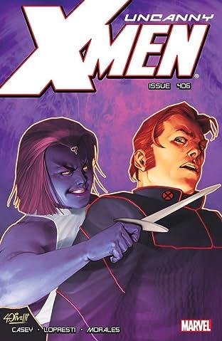 Uncanny X-Men (1963-2011) #406