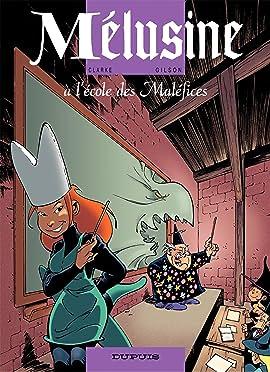 Mélusine Vol. 11: Mélusine à l'école des Maléfices