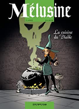 Mélusine Vol. 14: La cuisine du diable