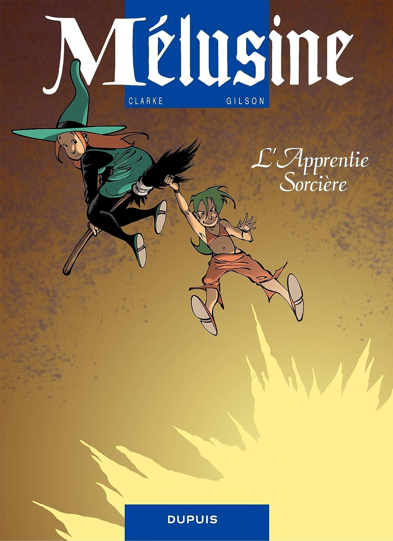 Mélusine Vol. 15: L'apprentie sorcière