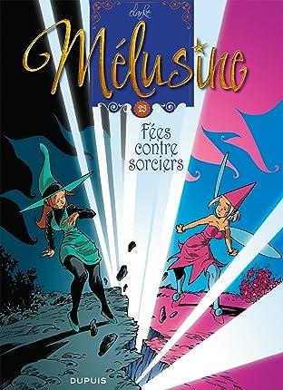 Mélusine Vol. 23: Fées contre sorciers