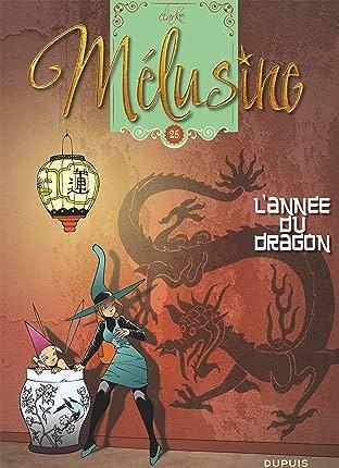 Mélusine Vol. 25: L'année du dragon