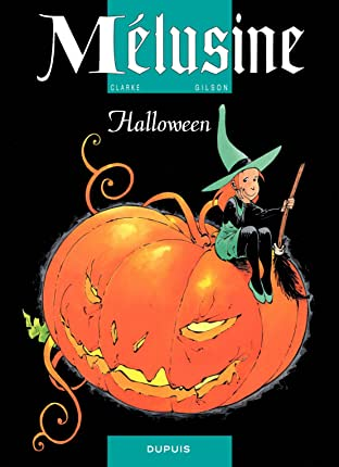 Mélusine Vol. 8: HALLOWEEN