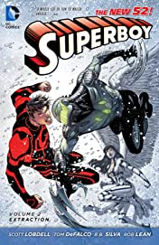 Superboy (2011-2014) Vol. 2: Extraction
