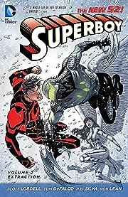 Superboy (2011-2014) Vol. 2: Extraction