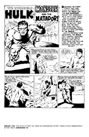 Hulk: From The Marvel UK Vaults
