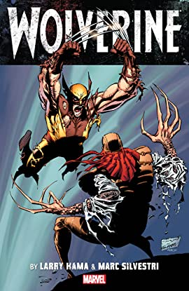 Wolverine by Larry Hama & Marc Silvestri Vol. 1
