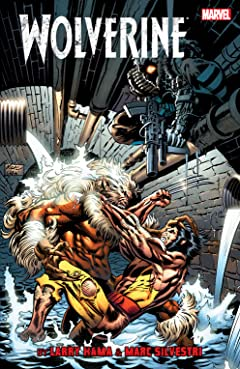Wolverine by Larry Hama & Marc Silvestri Vol. 2